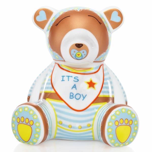 Mini Teddy Bank Spardose Bär von Anissa Mendil