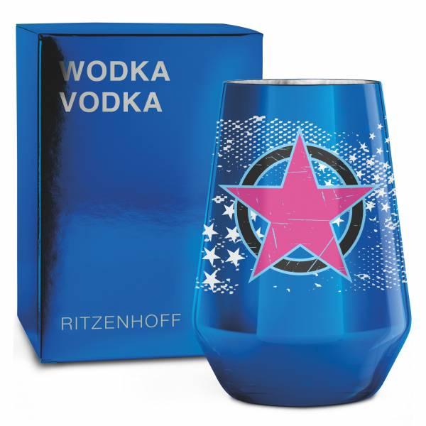 VODKA Vodkaglas von Oliver Hartmann (Star)