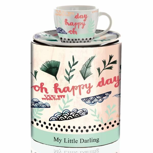My Little Darling Espressotasse von Constanze Guhr
