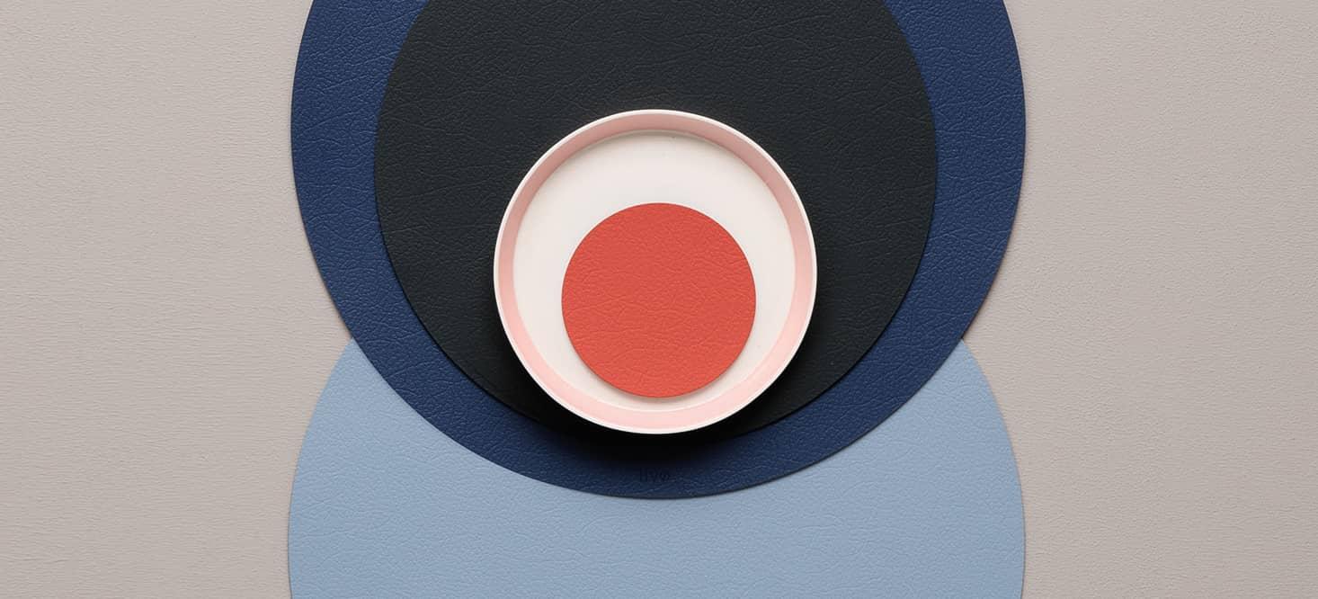 Tischsets & Untersetzer: Passend zu den Tabletts