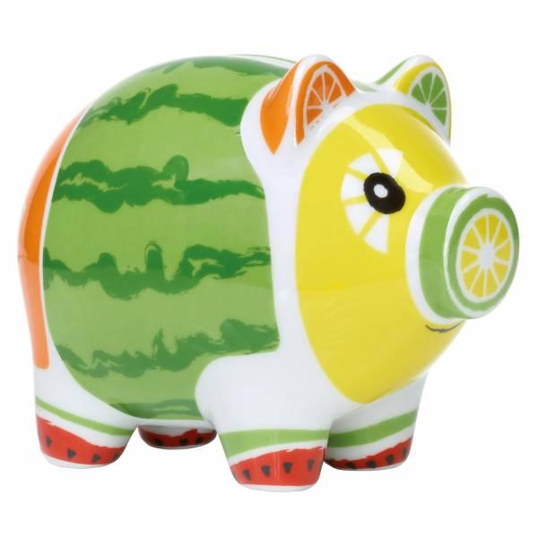 Mini Piggy Bank Sparschwein 3er Set von Petra Mohr