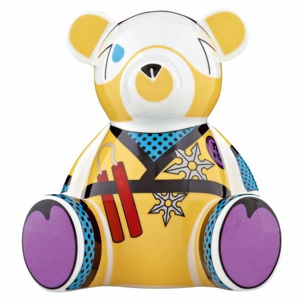 Teddy Bank Spardose Bär von Shinobu Ito