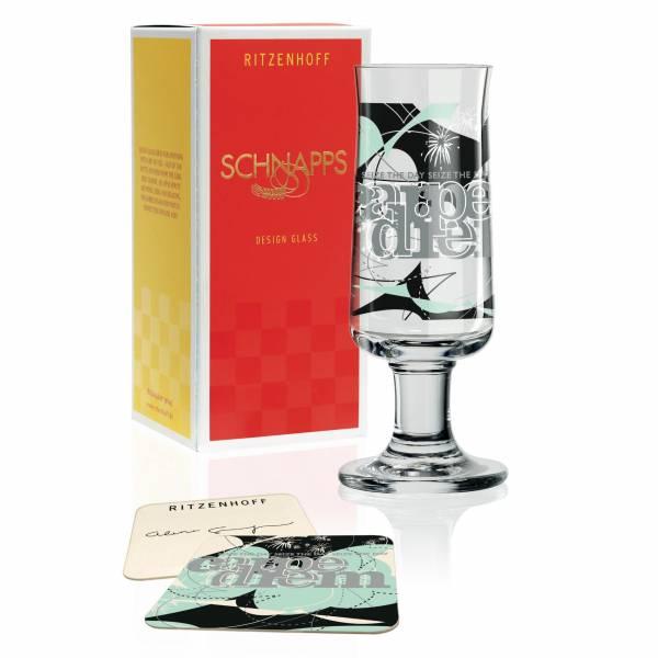 Schnapps Schnapsglas von Alena St. James