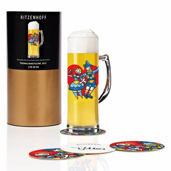 Seidel Bierkrug 0,5 l von Thomas Marutschke