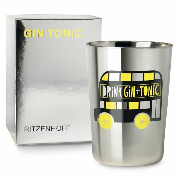 GIN TONIC Ginglas von Julien Chung (London)