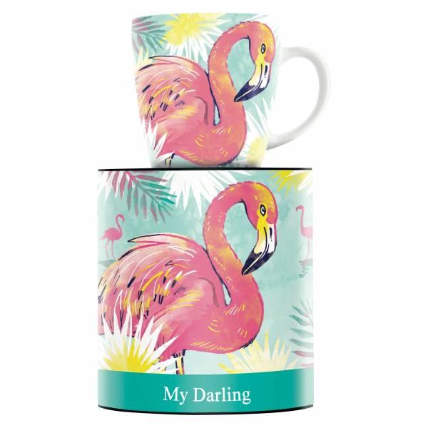 My Darling Kaffeebecher von Nils Kunath