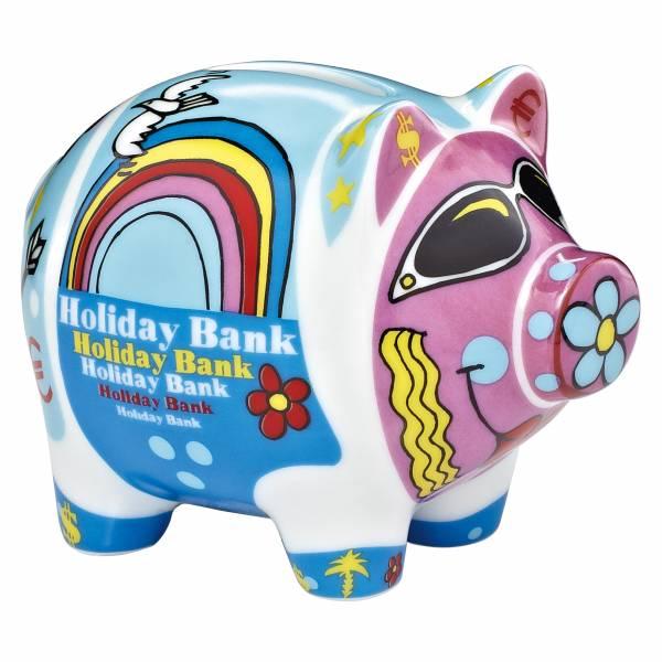 Mini Piggy Bank Sparschwein 3er Set von Hyazinth Pakulla