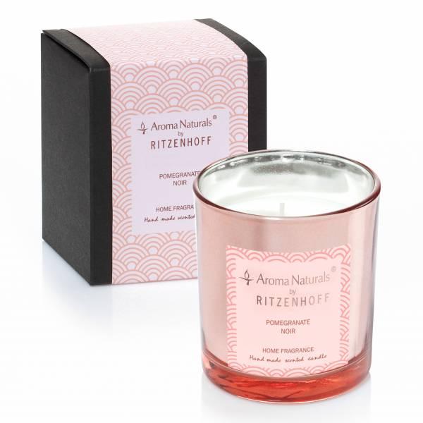 Luxury Duftkerze, Pomegranate Noir (H: 8 cm, ø 7 cm)