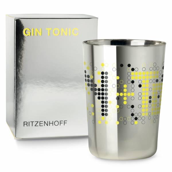 GIN TONIC Ginglas von Julien Chung (Gin)
