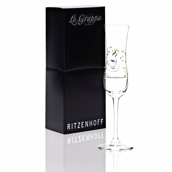 La Grappa Grappaglas von Kurz Kurz Design