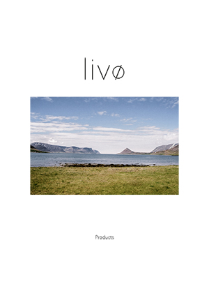 Livø – Feel at Home: Produktkatalog