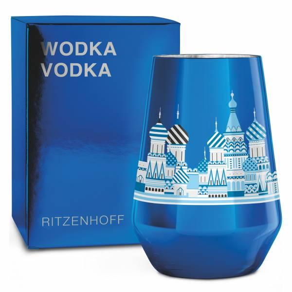 VODKA Vodkaglas von Burkhard Neie