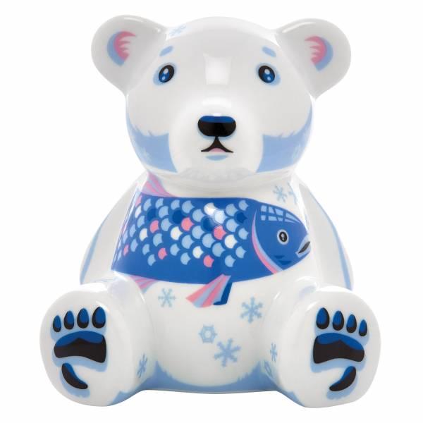 Mini Teddy Bank Spardose Bär von Nils Kunath
