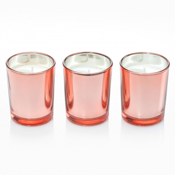 Luxury Duftkerze 3er-Set, Pomegranate Noir