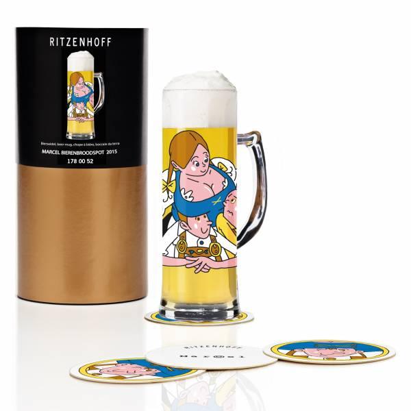 Seidel Bierkrug 0,5 l von Marcel Bierenbroodspot