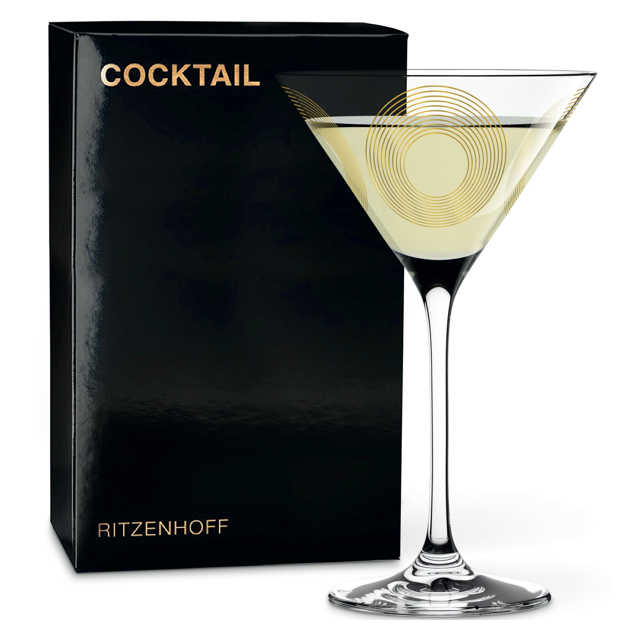 cocktail cocktailglas von v ronique jacquart circle. Black Bedroom Furniture Sets. Home Design Ideas