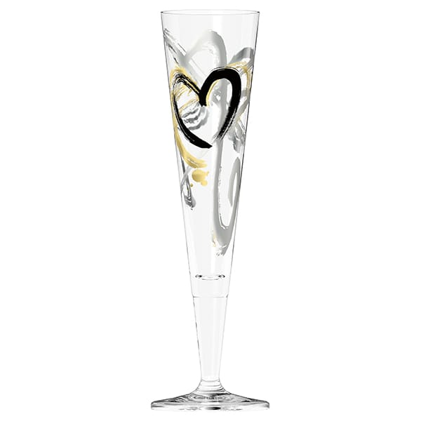 Champus Champagne Glass by Thomas Marutschke