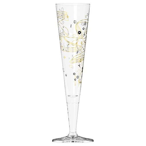 Champus Champagnerglas von Willian Farias
